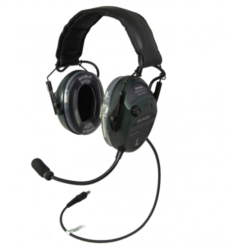 MePaBlu Tactical Headset Modell PROFI II Mil