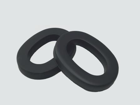 Standard Ohrpolster schwarz